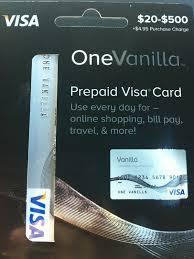 my vanilla visa gift card photo 1