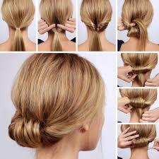 účesy Na Střední Vlasy Krásně Sbírané účesy Pro Krátké Vlasy