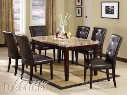marble dinner table acme furniture brown marble top dining table set black marble dining table round
