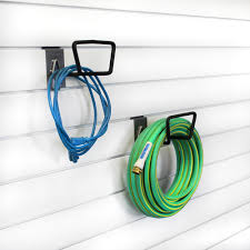 proslat hose rope and extension cord holder 2 pack the garage