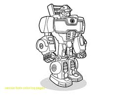 big rescue bots heatwave coloring page free printable pages copy with bot