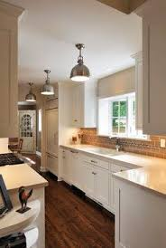 galley kitchen lighting plans. best 25+ galley kitchen remodel ideas on pinterest | kitchens, reno and white shaker cabinets lighting plans i