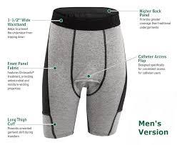Mens Bedroom Wear Glidewear Shear Protection Underwear Pressure Ulcer Bed Sore