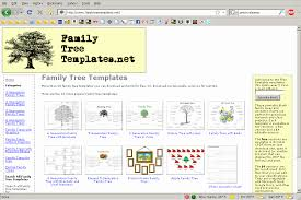 word website templates free family tree website templates free download descendant family tree