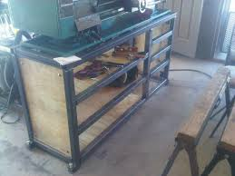 How To Make Drawers Making 18 Gauge Drawers The Home Machinist