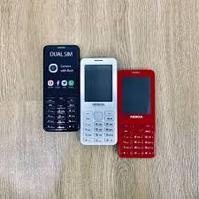 Nokia 206 DUAL SIM IMPORT REFURBISHED ...