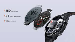 <b>TicWatch Pro 3 GPS</b> With Snapdragon Wear 4100 SoC, Up to 72 ...