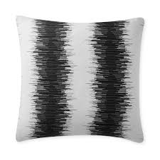 select your registry continue cancel save striped jacquard outdoor pillow cover black