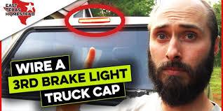 Leer Camper Shell Brake Light Replacement Truck Cap Brake Light Pogot Bietthunghiduong Co