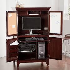 desk armoire