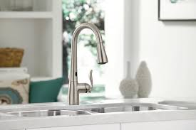 Moen Kitchen Faucet Hands Free Moen Introduces A Hands Free Faucet That Actually Works Home Iq