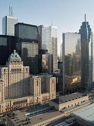 fairmont royal york luxury hotel in