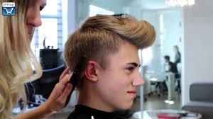 ジャスティンビーバーの髪型16選作り方セット法も紹介 男の髪型特集
