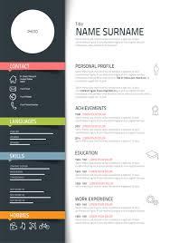 Unique Resume Formats Inspiration graphic designer resume format Funfpandroidco