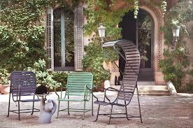 outdoor meets indoor furniture design