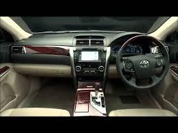 New Toyota Camry 2012 Malaysia - YouTube