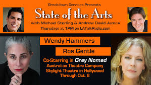9/21/17 - Wendy Hammers and Ros Gentle
