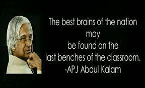 Apj Abdul Kalam Quotes Leadership Education Dreams Students Life