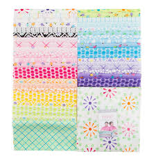 Daily Deal - Quilting Fabric for Sale — Missouri Star Quilt Co. & Frolic Layer Cake Adamdwight.com