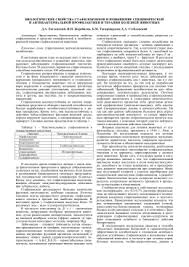 Аннотация к дипломной работе на тему Уровень БИОЛОГИЧЕСКИЕ СВОЙСТВА СТАФИЛОКОККОВ И