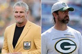 Brett Favre thinks Aaron Rodgers ...