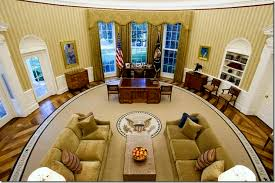 oval office coffee table. AFTER: Barak Obama\u0027s Oval Office: Golds And Caramel OR Is The Color Scheme Browns Wheats? Of Office Looks Remarkably Different Coffee Table E