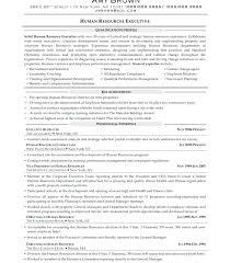 Human Resources Generalist Resume Noxdefense Com