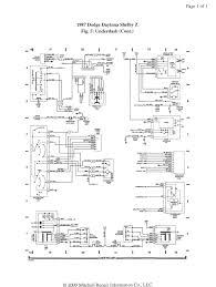 1990 chrysler lebaron wiring diagram albumartinspiration com 1990 Dodge Motor Wiring Diagram 1990 chrysler lebaron wiring diagram 1987 daytona shelby z fuse diagram? turbo dodge forums turbo Dodge Ram 1500 Wiring Diagram