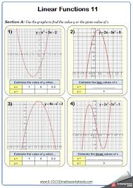 straight line graphs worksheet 11 straight line graphs maths worksheet and answers
