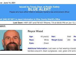 Advisories can be issued within any texas geographical area, including statewide. Man Wanted For Shooting A Texas Police Officer