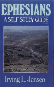Ephesians Jensen Bible Self Study Guide Resourcing The Church