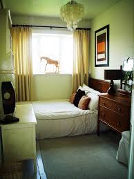 Low Budget Bedroom Decorating Bight Bedroom Interior With Low Budget Feat Black Wood Bed Ideas