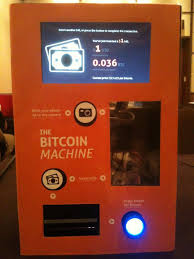 Bitcoin Vending Machine Stunning South Africa Becomes The First African Country To Get A Bitcoin