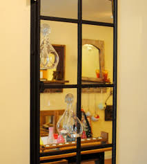 ... Large-size of First Vintage Window Frame Mirror Rustic Window Pane  Mirror Empty Spaces Design ...