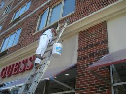 painter for a day exterior touch up services commercial painting contractor in new york