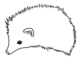 Hedgehog Coloring Pages Hedgehog How To Draw Hedgehog Coloring Pages
