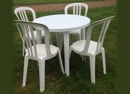 bistro chair bistro chair hire white plastic