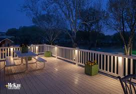 outdoor deck lighting. Amazing Of Patio Deck Lighting Ideas Outdoor For A Or Mckay Landscape Garden Decors