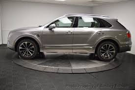 2018 bentley bentayga onyx. contemporary onyx 2018 bentley bentayga onyx edition awd  16679552 4 throughout bentley bentayga onyx