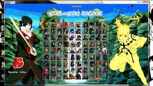 Naruto games download