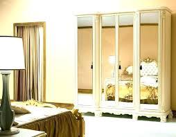Diy Mirrored Closet Doors Astonishing Diy Mirrored Bifold Closet