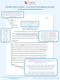 mla papaer how to format a paper in mla 8 a visual guide easybib blog