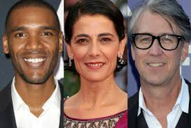 Succession' Alan Ruck Parker Sawyers More Join HBO Drama Pilot Classy Hillary Ruck Marriage