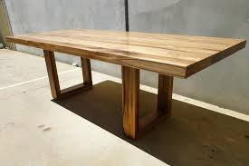 round timber dining tables hardwood table modern square base 1 gorgeous large sydney