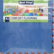 Venture Products Best Step Interlocking Floor Mats with Finishing