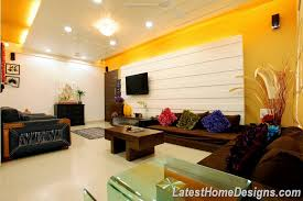 Small Picture House Decoration Ideas India Bedroom and Living Room Image