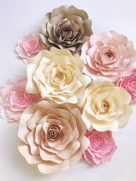 each is a special order please allow enough time for the creation of these beauties you can find these and other styles and colors in the paperflora