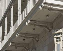 03 49 13 arc glass fiber reinforced concrete column covers