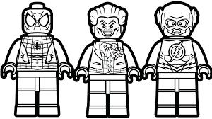 Lego Coloring Page Lego Ninjago Coloring Pages Printable