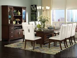 formal dining room ideas. Dining Room, Small Formal Room White Painted Kitchen Island Square Brown Sectional Fury Rug Grey Ideas